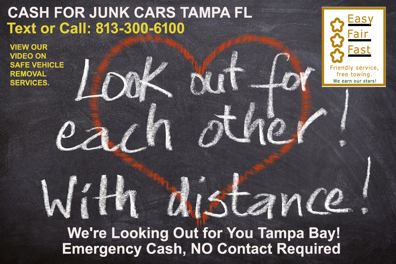 cash for cars tampa florida